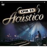 Cpm 22   Acústico   Cd Rock
