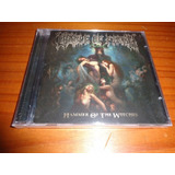 Cradle Of Filth   Cd Hammer Of The Witches   Lacrado   Nac