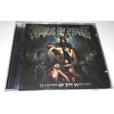 Cradle Of Filth   Hammer Of The Witches  cd Lacrado