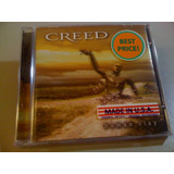 Creed Human Clay Cd Lacrado Fabrica Importado Made In U s a