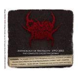 Crimson Thorn 3 Cd   Antestor Mortification