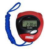 Cronômetro Progressivo Digital Relógio Alarme Data Hora Lap