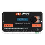 Crosolve Digital Mesa Processador Áudio 6 Vias Expert Px2 Px
