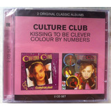 Culture Club Kissing To Be Clever   Colour By Numbers  2 Cd