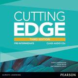 Cutting Edge 3rd Edition Pre intermediate Class Cd