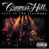 Cypress Hill   Live At The Fillmore  cd  Album