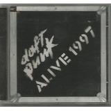 Daft Punk   Alive 1997   Cd Usado