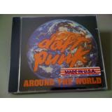 Daft Punk Around The World  Cd Maxi single Lacrado Importado
