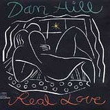 Dan Hill   Real Love  Importado  otimo Hard Rock   Rarissimo