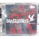Dance Of Days Lirios Aos Anjos Cd Original Novo Lacrado