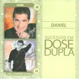 Daniel   Daniel   Vou Levando A Vida Cd Dose Dupla
