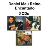 Daniel 3 Cd Meu Reino Encantado Novo Lacrado