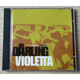 Darling Violetta   Bath Water Flowers   Cd Importado