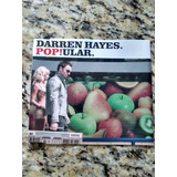 Darren Hayes Cd Single Importado Popular