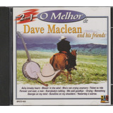 Dave Maclean   Cd O Melhor And His Friends   Sucessos