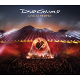 David Gilmour Live At Pompeii 2 Cds Lacrado