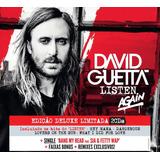 David Guetta   Listen Again   2 Cds
