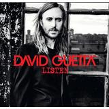 David Guetta  Listen Deluxe   2 Cds   Digipack