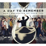 Day To Remember what Seperates Me From You Cd Novo
