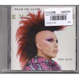 Dead Or Alive   Evolution The Hits Cd Importado Novo Lacrado