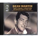Dean Martin Thats Amore   A Selection Of Sing Novo Lacr Orig