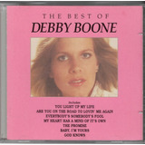 Debby Boone   The Best Of   Cd   Foto Autografada