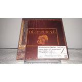 Deep Purple   Live Europe 1993 Mini Lp 4cds Lacrado Japan