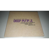 Deep Purple   Live In Rome 2013  2cd digipak