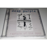 Deep Purple   Rapture Of The Deep  cd Lacrado