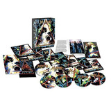 Def Leppard Hysteria 30th Anniversary Super Cd Box Pronta En