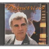 Demetrius   Cd Demetrius   1999   Seminovo