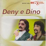 Deny E Dino   Cd Série Bis    Duplo   Nacional   Lacrado