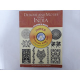Designs And Motifs From India   Sem Cd Marty Noble