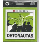 Detonautas   Acollection   Epack   Cd Novo