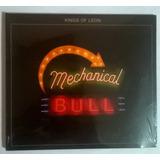 Digipack Cd Mechanical Bull Kings Of Leon Novo Lacrado