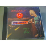 Dinosaur Jr  Where You Been Cd Lacrado Fabrica Usa Importado