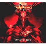 Dio   Cd Greatest Hits   2 Cds   Rússia