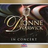 Dionne Warwick In Concert   Cd Pop
