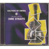 Dire Straits Sultans Of Swing   The Very Best Of Cd Lacrado
