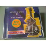 Dire Straits Sultans Of Swing Very Best Cd Lacrado Importado