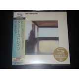 Dire Straits s t sultans Of Swing  Cd Mini Lp Jap Shm leia