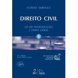 Direito Civil   Volume 1   Lei De Introducao E Parte Geral