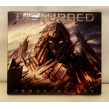 Disturbed   Immortalized   Deluxe Edition Digipak