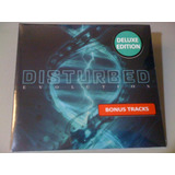 Disturbed Evolution Cd Lacrado Deluxe  4 Bonus  Usa Importad