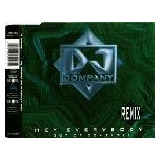 Dj Company   Hey Everybody   Out Of Control   Remix     cd
