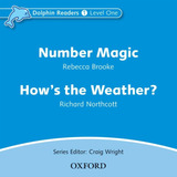 Dolphins 1: Number Magic   How s The Weather? Audio Cd