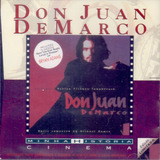 Don Juan De Marco 1995 Trilha Sonora Filme Cd Michael Kamen