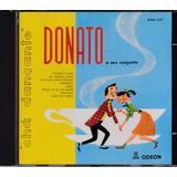 Donato E Seu Conjunto   Cd Chá Dançante   1956