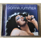 Donna Summer   The Journey   The Very Best Of    Cd Nacional