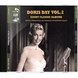 Doris Day Doris Day Vol2 Eight Classic Albums Novo Lacr Orig